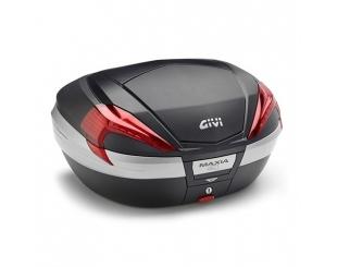 Top Case Givi 56lts Maxia Rojo V56nn