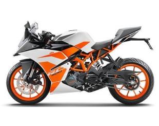 Motocicleta Ktm Rc 200 2019
