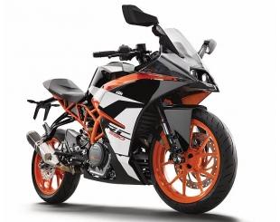 Motocicleta Ktm Rc 390 2019