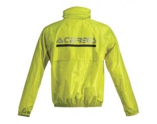 Traje Lluvia Acerbis Logo Amarillo/negro Talle L