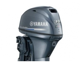 Motor Yamaha F30betl Tres Cilindros 747cm3