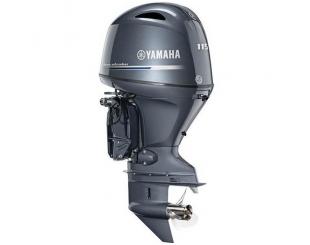 Motor Yamaha F115betl Cuatro Cilindros 1832cm