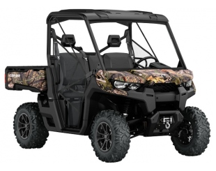 Utv Can Am Defender 1000 Xt Hd10 Camo