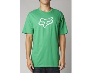 Remera Fox Ageles Verde Talle.l