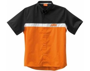 Camisa Ktm Team Shirt Talle M