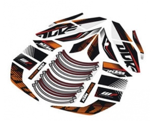Kit Calcomanias Ktm 90608999000