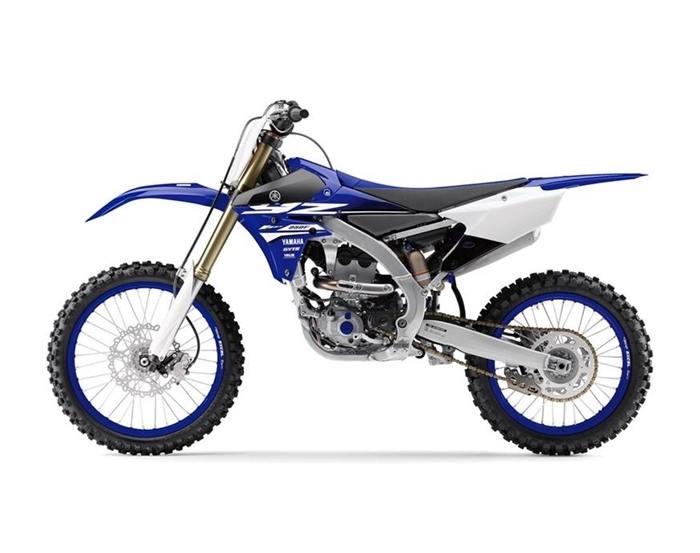 moto yamaha yz250f 2018 icasa motos. Black Bedroom Furniture Sets. Home Design Ideas