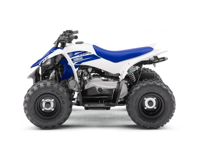 Cuatriciclo yamaha raptor yfz 50 2017 2018 icasa motos for Yamaha 50 raptor