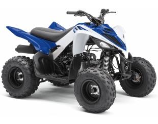 Cuatriciclo Yamaha Raptor Yfm 90r 2018