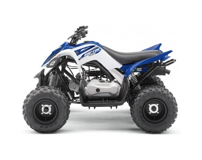 Cuatriciclo yamaha raptor yfm 90r 2018 icasa motos for Yamaha raptor 90cc
