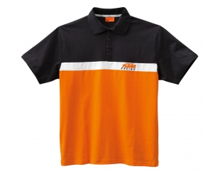 Remera Ktm Team Polo Talle L