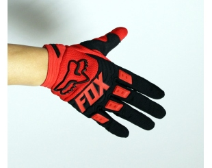 Guantes Fox Dirtpaw Race Rojo Talle S