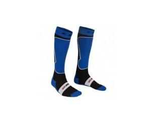Media Ls2 Speed Termica Talle Xl Neg Azul