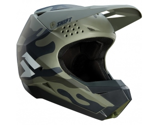 Casco Shift Whit3 Camo Talle L
