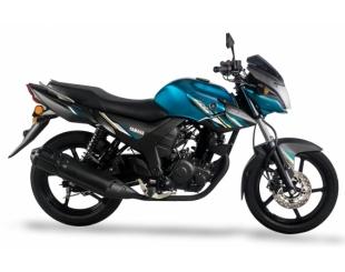 Moto Yamaha Sz-rr 2017