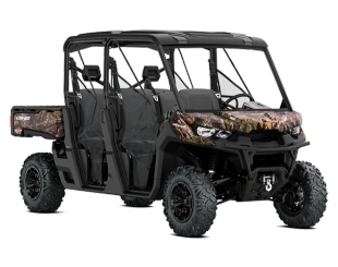 Arenero Can-am Defender 1000 Max Xt- Hd10 Camo 2017