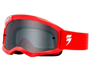 Antiparra Shift Whit3 Label Goggle Rojo