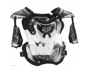 Pechera Fox R3 Roost Deflector Small Talle S
