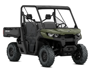 Arenero Can-am Defender 800 Hd8 Base 2018