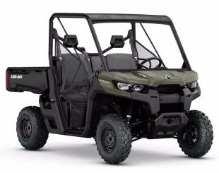 UTV Can-am Defender 800 DPS 2017