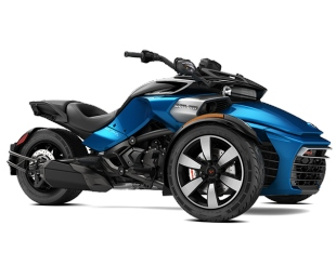 Spyder Canam F3-s 2017