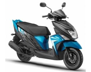 Motocicleta Yamaha Ray Zr 2017