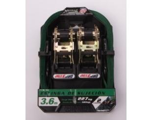 Zunchos Orp 25mm X 2 Unidades Verde Xs11210