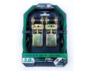 Zunchos Orp 25mm X 2 Unidades Verde Xs11101