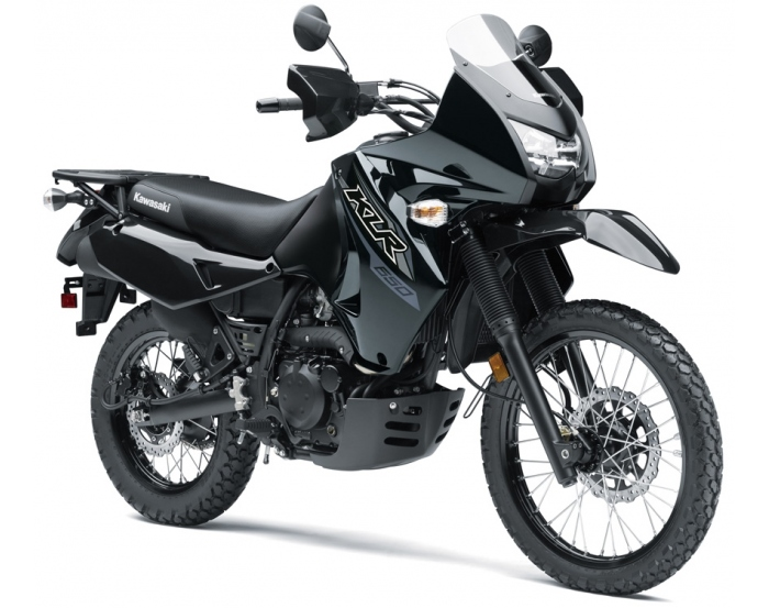 Moto Kawasaki Klr 650 2018 Icasa Motos