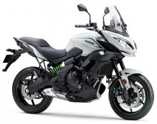 Moto Kawasaki Versys 650 Abs 2018