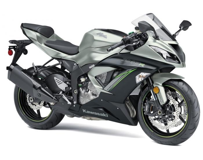 Kawasaki Ninja Especificaciones