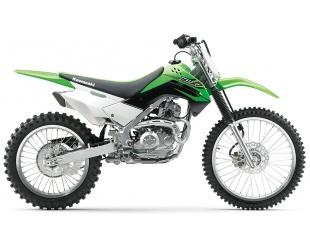 Moto Kawasaki Klx 140g 2017