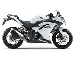 Moto Kawasaki Ninja 300 Abs 2017