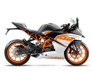 Motocicleta Ktm Rc 200 2018