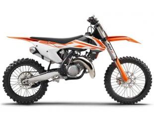 Motocicleta Ktm 125 Sx 2017