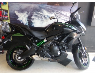 Motocicleta Kawasaki Versys 650 Abs 2017