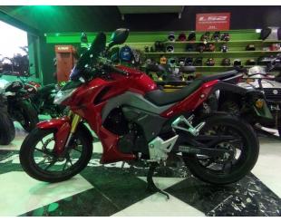 Moto Honda Cb 190 R 2016