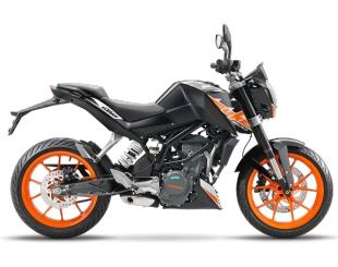 Motocicleta Ktm Duke 200 2018