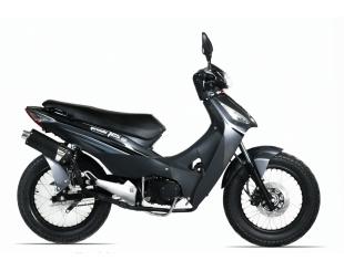 Motocicleta Brava Nevada 125 Sp
