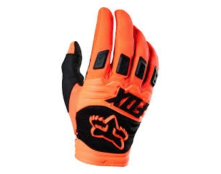 Guantes Fox Dirtpaw Race Naranja Talle Xl