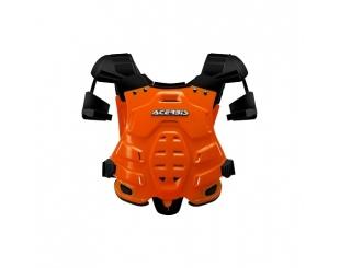 Pechera Acerbis Robot Naranja Fluo