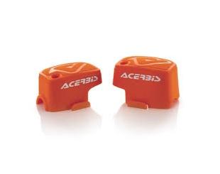 Protector Acerbis Deposito Liquido Freno Naranja