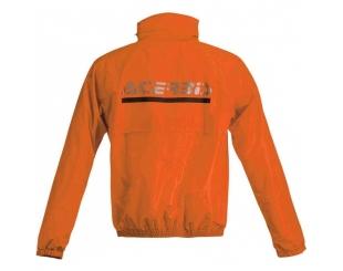 Traje Lluvia Acerbis Naranja/negro Talle 3xl