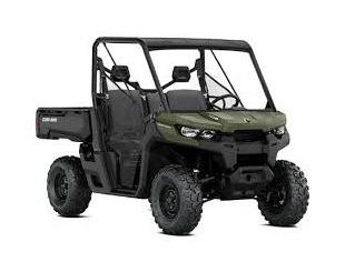 Arenero Canam Defender 800 Hd5 2019