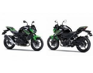 Motocicleta Kawasaki Z 400 2019