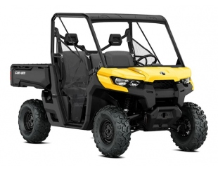 Arenero Canam Defender Hd5 Dps 2019