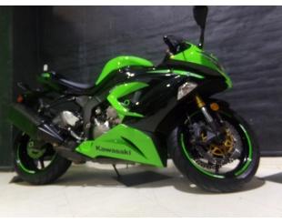 Motocicleta Kawasaki Ninja Zx-6r 2013