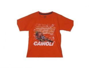 Remera Ktm Niño Cairoli Naranja Talle 4 3pwa188057