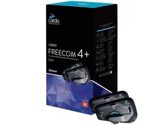 Intercomunicador Cardo Freecom 4+ Duo Sonido Jbl Frc4p101