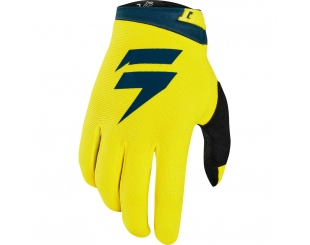 GUANTES SHIFT WHIT3 AIR AMARILLO L
